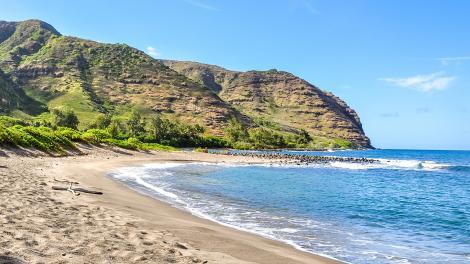 하와이 주 몰로카이 섬
