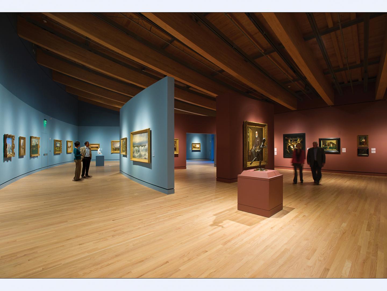 벤턴빌의 크리스털 브리지 미국 예술 미술관
