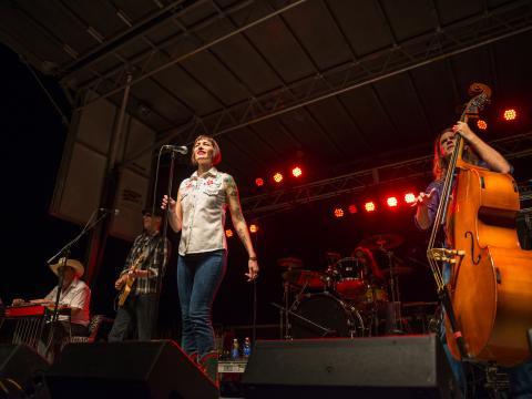 베스트 오브 바이유 무료 음악 축제의 공연