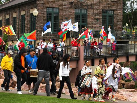 전 세계 볼거리, 들을 거리와 맛의 축제