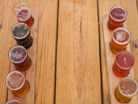 맥주 주간 준비 완료