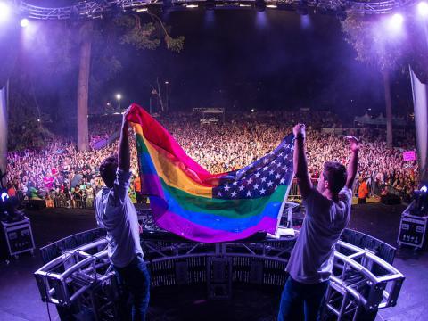 Celebrating San Diego's LGBTQ Pride
